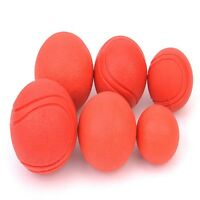 Bite Indestructible Dog Rubber Elastic Ball Toy Pet Toys Resistant Training New