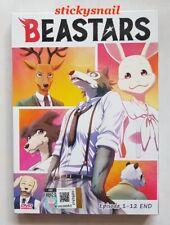 Anime DVD Beastars Vol. 1-12 End ENG SUB All Region FREE SHIPPING
