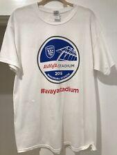 AVAYA stadium 2015 inaugural season shirt San Jose Earthquakes Size LRG