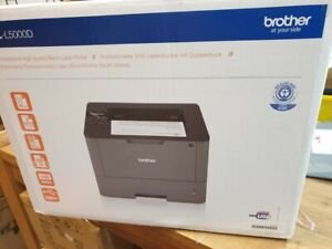 """Brother Laser Mono Workgroup Wireless Printer HL-L5000D """"Spare & Repair"""" Boxed"""