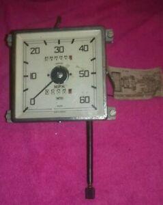 Rare NOS Vintage 50s 60s Smiths Speedometer BMC Leyland Truck Bus Original Tag