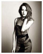 """sexy """"MAGGIE Q"""" from (Nikita/Stalker) *tv show* (8x10) Glossy Photo *a*"""