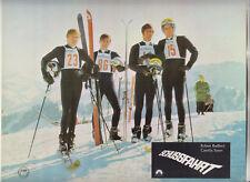 Schussfahrt (Kinofoto '69) - Robert Redford / Camilla Sparv  / Ski