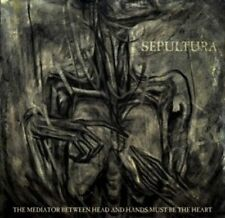 The Mediator Between Head and Hands Must Be the Heart * by Sepultura NEW LP