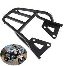 Black Motorcycle Modified Tail Luggage Rack Rear Seat Box Bag Bracket Holder 1x