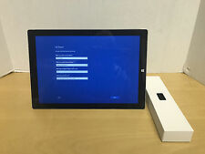 "Microsoft Surface Pro 3 Tablet 256GB SSD 12"" Intel Core i7 1.7GHz 8GB RAM HD"