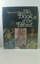 BOOK OF THE BREAST by Robert Anton Wilson SIGNED 1974 Hardcover with Dust Jacket