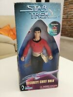 "Star Trek Original Series 9"" Playmates Security Chief Sulu Figure KB Toys NIB"