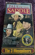 Three Mesquiteers, The - Pals of the Saddle (VHS, 1992)