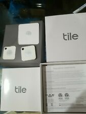 TILE 2.4mm Slim T2001 Wallet Tracker Phone Finders T3001 x2