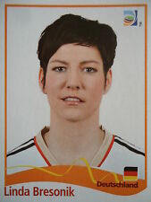 PANINI Linda bresonik Germania FIFA donne WM 2011 GERMANY