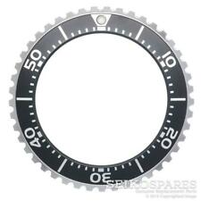 Seiko Rotating Watch Bezel Diver SBCZ011 SBCZ013 SKA367P SKA371P SKA413P Black