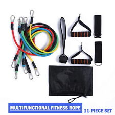 Resistance Pull Rope Fitness Strength Exercise Home Fitness Yoga +*