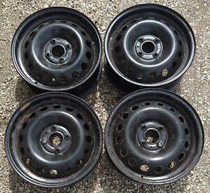 4 gebr. Felgen 5,5-15 ET 43 mm Renault Clio III / Grandtour / Modus / Grand Modu