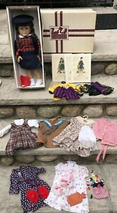 American Girl Molly Doll with Boxes and Accessories AS-IS
