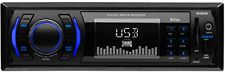 Boss Car Radio USB SD Fm Am MP3 Aux Single 1 Din Audio Stereo Player System 50W