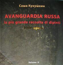 vol.2 AVANGUARDIA RUSSA GRANDE ALBUM 3000 DIPINTI Russian avantgarde