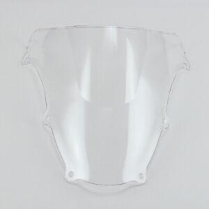 Clear Windshield Windscreen For Suzuki SV650S 2003-2012 /SV1000S 2003-2008