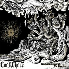 Goatwhore - Constricting Rage of the Merciless [New CD]