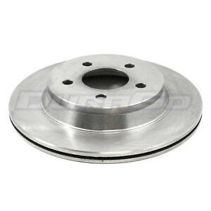 Disc Brake Rotor Rear IAP Dura BR54036 fits 94-01 Ford Mustang