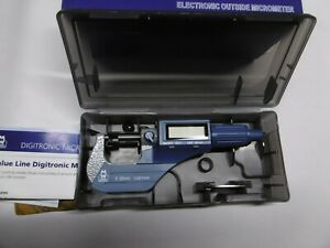 Micrometre digital MOORE & WRIGHT