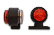 2 PCS 12V LED SIDE MARKER OUTLINE LIGHTS TRUCK CARAVAN CAMPER MOTORHOME PICKUP