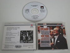 BRUCKNER/SYMPHONY NO.7/NEW YORK PHILHARMONIC/KURT MASUR(TELDEC 9031-73243-2) CD