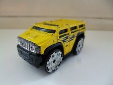 Hummer H2 - Hot Wheels - Yellow - 2003 - Malaysia