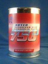 5606 Oil HYDRAULIC FLUID  MIL-PRF-5606H  1 QT MIL-H-5606 MIL-PRF-5606 with certs