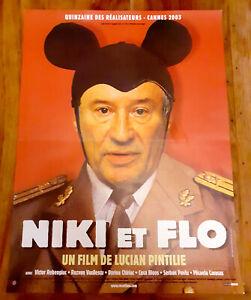 NIKI et FLO - Lucian PINTILIE - Affiche Cinéma (40x60)