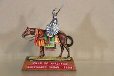 HISTOREX SUDAN WAR MOUNTED EMIR of KHALIFAS BODYGUARD 1898 MUSEUM QUALITY nv