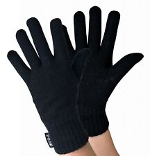 THMO - Mens Winter Warm Full Finger Thermal Gloves with 3M 40g Thinuslate Inner