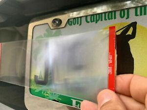 Red Light Camera Blocker License Plate Lens for License Plate Cover 2021 Model
