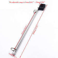 ON SALE 16mm-25mm Stainless Rail Mount Flag Staff Pole With Plastic Rail Clamp