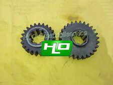 Nachfertigung Schnellgang Zahnradsatz ZF Getriebe A208,A210 Fendt Traktor