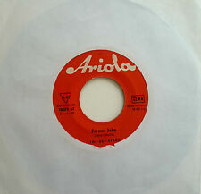"7"" 1965 RARE VG++ ! THE HEP STARS : Farmer John + Donna"