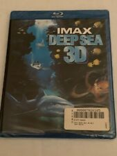 Imax Deep Sea 3d Blu Ray 3d E203