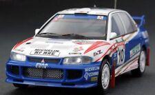 MITSUBISHI Lancer EVO III 3 Rallye NZ 1995 #10 Eriksson UMBAU HPI RAR 1:43