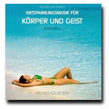 Entspannungsmusik für Körper und Geist 6 auf CD