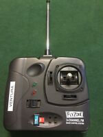 FLYZONE 3-Channel FM Radio Control System For Parts Or Repair