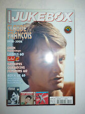Magazine / Revue JUKEBOX MAGAZINE N°255 avril 2008 Claude François