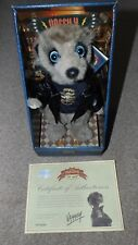 """BNIB OFFICIAL COMPARE THE MEERKAT 10"""" VASSILY INC AUTHENTICNESS CERTIFICATE"""