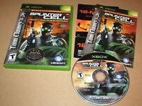 Tom Clancy's Splinter Cell: Pandora Tomorrow for Microsoft Xbox Complete
