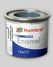 GLOSS DARK GREY HUMBROL Enamel Model Paint - 14ml Tin #5
