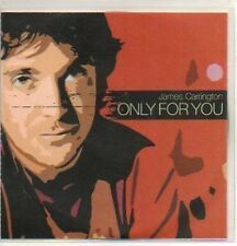 (866J) James Carrington, Only For You - DJ CD