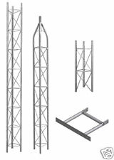 25G AMERICAN TOWER, ROHN TOWER STYLE-AME25**NEW** W/3' BASE-50 FOOT