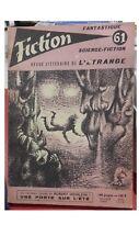 FICTION 61 - Décembre 1958