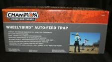 New listing Champion WheelyBird 40909 Auto-Feed Electric Trap! New Sealed!