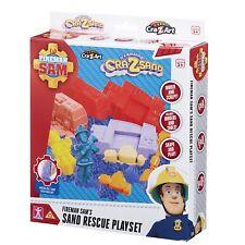 Cra-Z-Art CraZSand Fireman Sam Sand Rescue Set