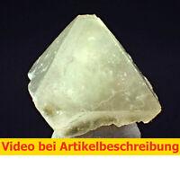 7200 Sulphohalite Sulfohalit ca 2*1,5*1,5cm  Searles Lake USA MOVIE